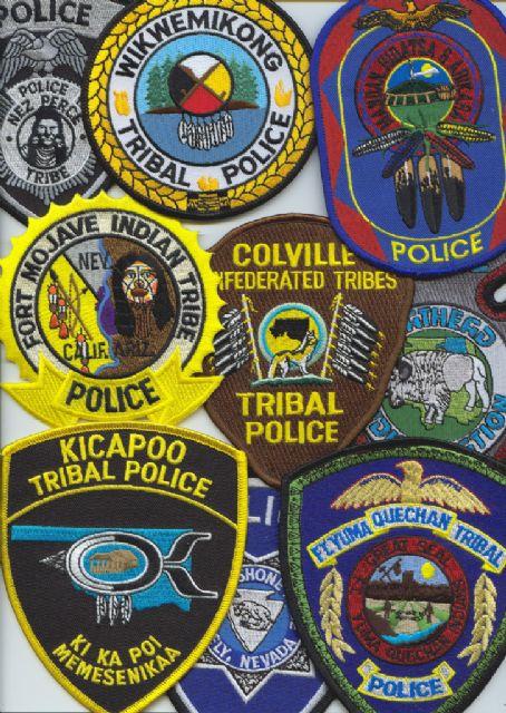 Varios Tribal Police USA / Canada