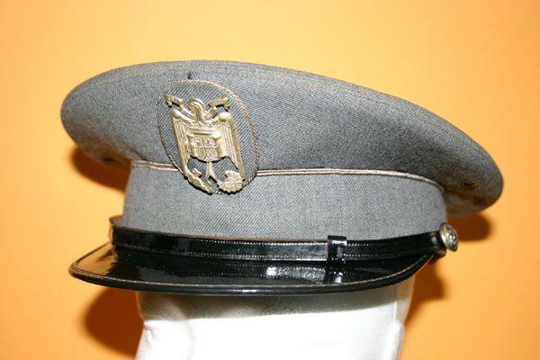 Gorra Antigua Policia Municipal (Generica)