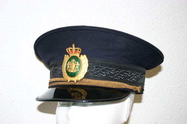 Gorra Antigua Policia Dinamarca