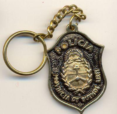 Policia de la Provincia de Buenos Aires (Argentina)