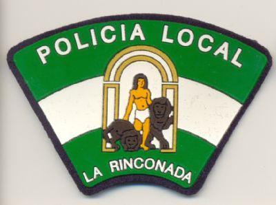 Emblema de brazo de La Rinconada (Andalucia)