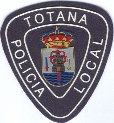 Policía Local de Totana (Murcia)