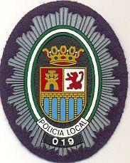 Emblema Pecho Castro del Rio (Cordoba)