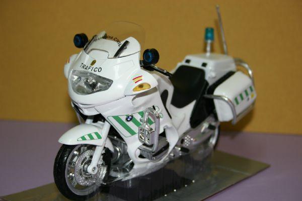 Miniatura Moto Guardia Civil de Tráfico BMW  (R1150RT)
