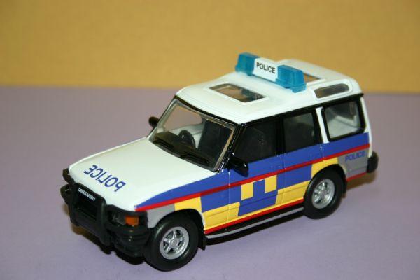 Miniatura Land Rover Discovery  (Londres) Inglaterra