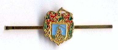 Pisa corbatas Escudo de Mazarrón (Murcia)