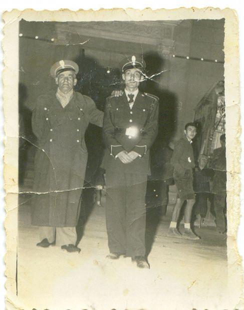 Francisco Javier Hernandez Alcaraz (el Monica) y el Baena