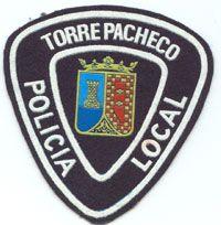 Emblema Brazo Torre Pacheco (Murcia)