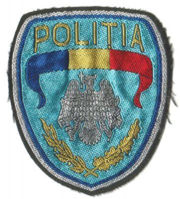 Policía Rumanía - Politia