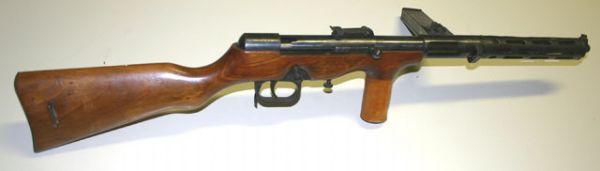 Fusil Ametrallador Naranjero