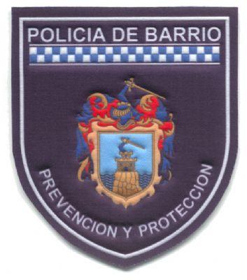 Policía de barrio Mazarrón. Prevención y protección