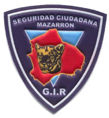 Seguridad ciudadana Mazarrón. G.I.R.
