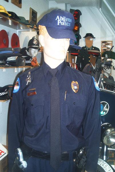 Policía Abilene (Texas) U.S.A