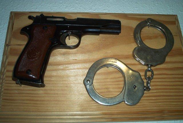 Armas inutilizadas P.L. Totana