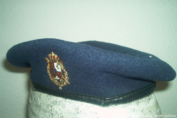 Boina Guardia Real (España)
