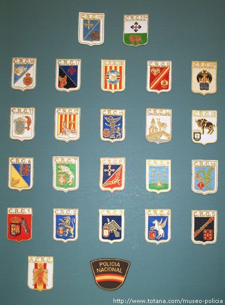 Compañia de Reserva General  (Policia Armada 1941-1978)