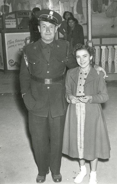 Cabrera y su Hija