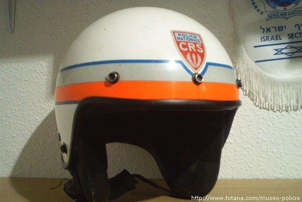 Casco Policia Francia (C.R.S.)