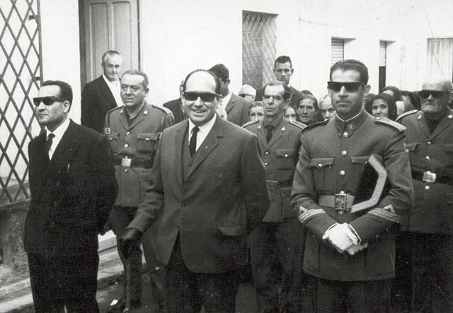 Cifuentes. Agustin Martinez Sanchez (el pesetas)