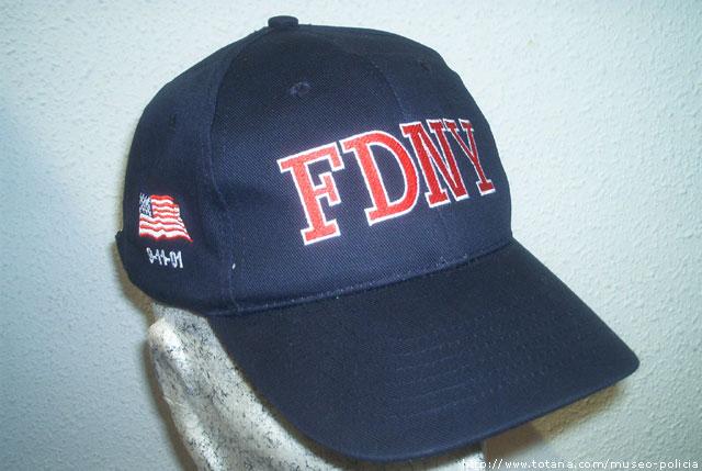 Fire Departament New York  (Homenaje 11-Sep)
