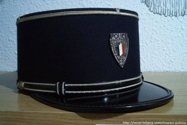 Police nationale Sous-Brigadier jusqu'en 1985  (Francia)