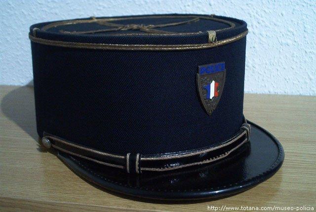 Police Nationale Brigadier jusqu'en 1985   (Francia)