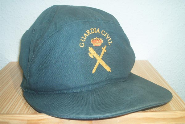 Gorra Beisbolera Guardia Civil