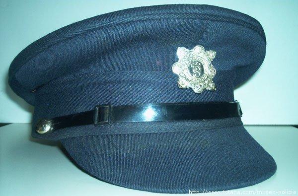 Gorra Policia Irlanda