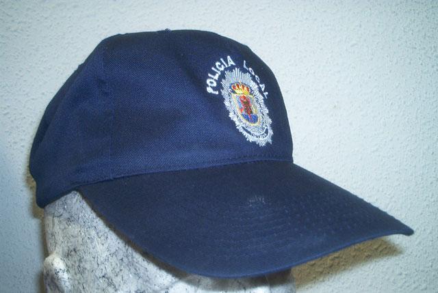 Gorra Policia Local Totana