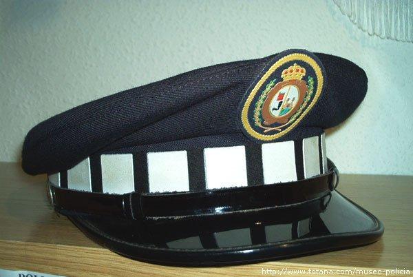 Gorra Policia Zamora