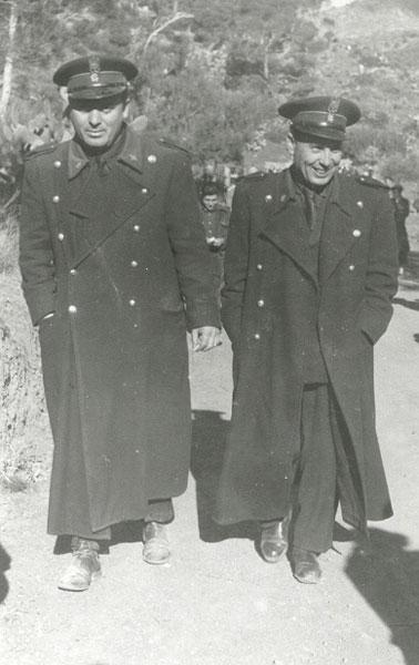 José Manzanera y Fernando Usero