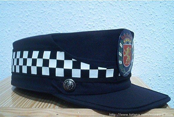 Kepi Policia Local Zaragoza