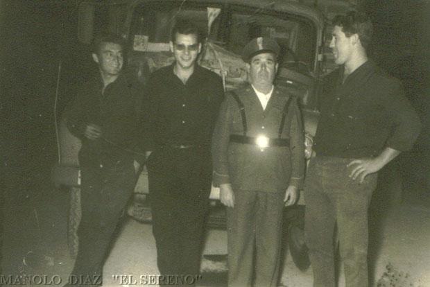 Juan Manuel Diaz Garcia  (Manolo El Sereno)