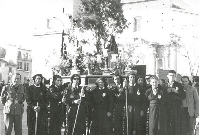 Manzanera con La Samaritana
