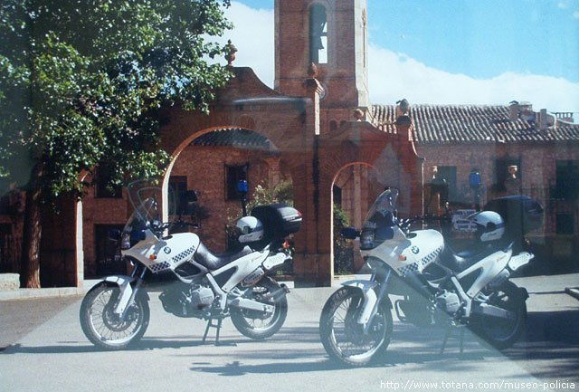 Motos Policía Local Totana