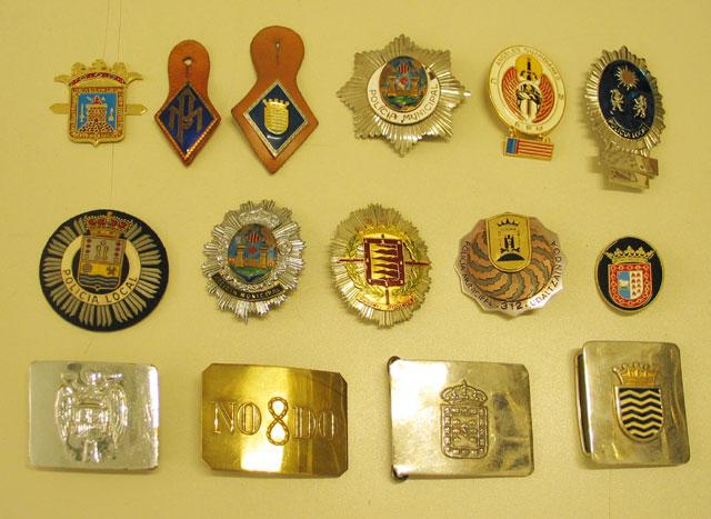 Placas Metalicas varias y otros