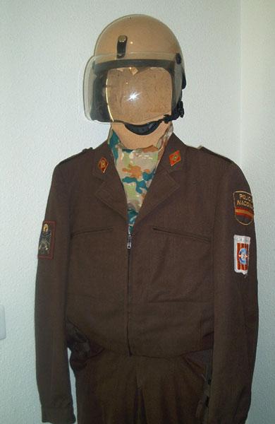 Policía Nacional de España C.R.G. (1979)