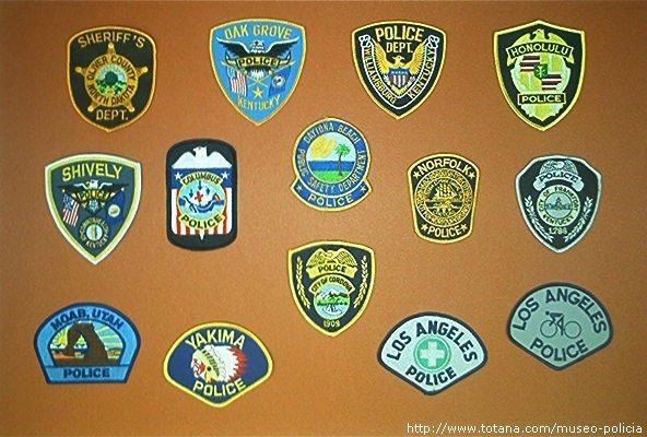 Policia (U.S.A)