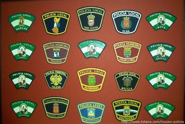 Policia Local España