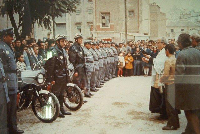 Toma de posesión de algunos Agentes (1975)
