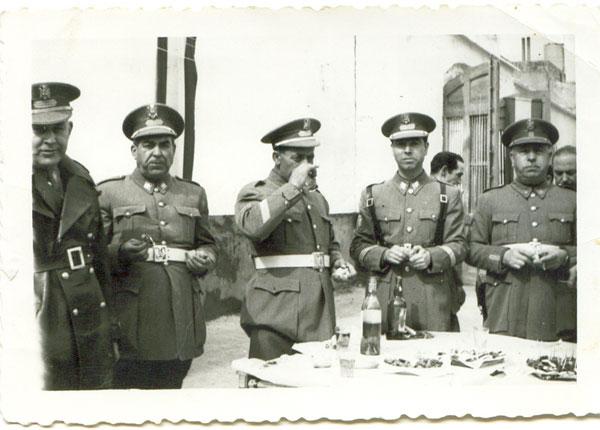 Policía Armada en Cárcel Provincial de Murcia