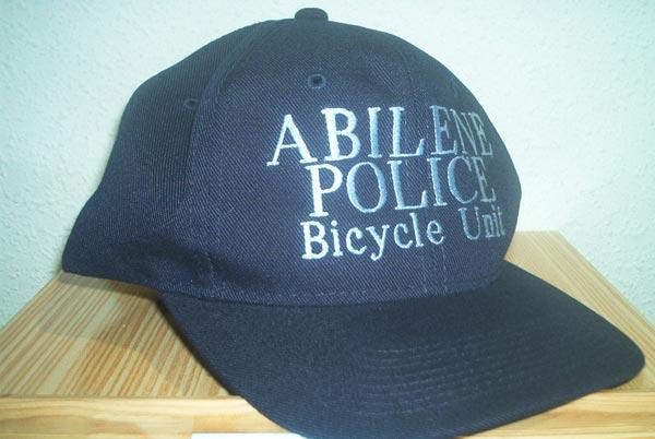 Policia Abilene  Unidad Bicicleta (Texas U.S.A.)