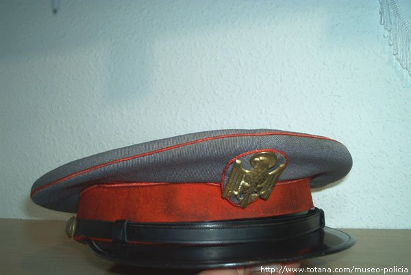 Policia Armada (Epoca Franquista)