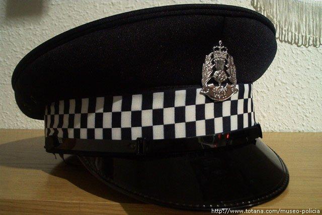 Policia Escocia