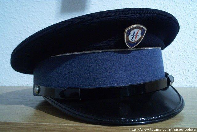 Policia  Fronteras (Francia)
