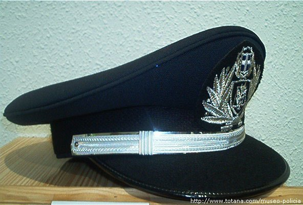 Policia Oficial  (Grecia)