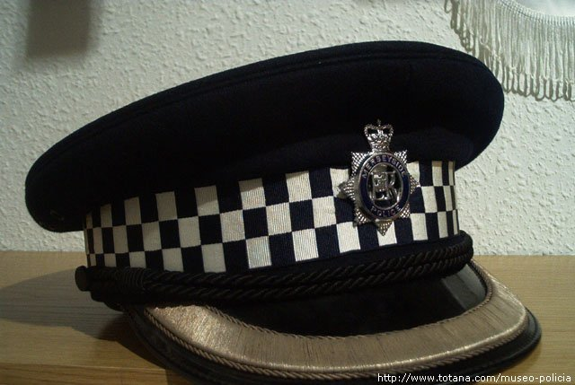 Policia Inglesa (Oficial)