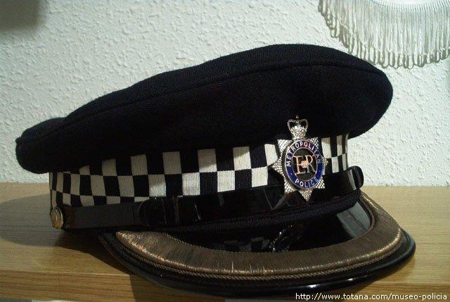 Policia Inglesa Metropolitana (Londres)