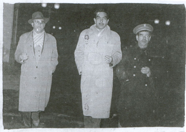 Policia Municipal Totana (Cabo Andres Cayuela)