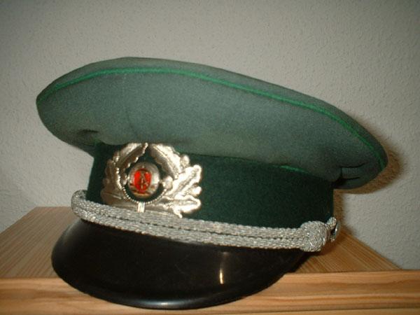 Policia Ex-Alemania del Este o Comunista